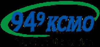 KCMO-FM - Image: KCMO FM 94 9 radio logo