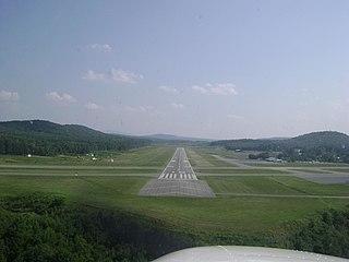Lebanon Municipal Airport (New Hampshire) airport in New Hampshire, United States of America