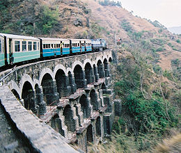 Mountain Railways Of India Wikipedia