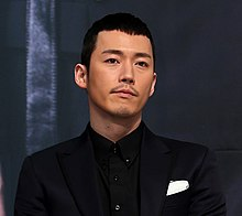 K Drama IRIS2 Press 24 (Jang Hyuk) (cropped).jpg