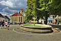 Kašna na Masarykově náměstí, Boskovice, okres Blansko (03).jpg