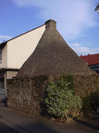 Kahl am Main - Bakehouse (about 1650)