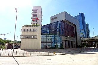 Kai Tak Development - Kai Tak Fire Station