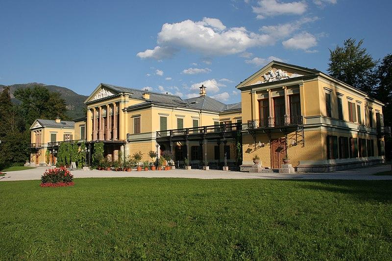 Kaiservilla - Pałac