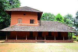 Kunchan Nambiar - Kalakkathu Bhavanam - House of Kunchan Nambiar
