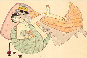 Kama Sutra Illustration
