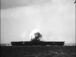ファイル:Kamikaze attacks on U.S. ships.ogv