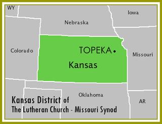 Kansas District of the Lutheran Church–Missouri Synod