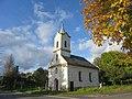 Kaple Neposkvrněného Početí Panny Marie v Řepové na křižovatce (Q72740245).jpg