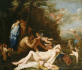 Karel Philips Spierincks - Venus with satyrs and cupids.tiff