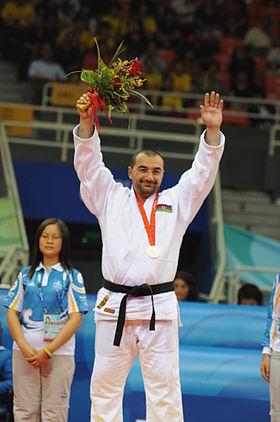Karim Sardarov at the 2008 Summer Paralympics.jpg