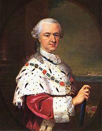 Karl Theodor, Príncipe-Elector, conde paladín y duque de Baviera, aprobó el edicto que llevó a los Illuminati a su disolución.