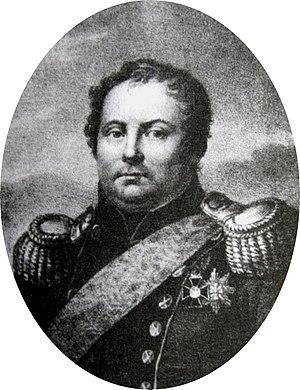 Battle of Brest (1794) - Karol Sierakowski, the Polish commander
