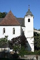 Kartausenkirche Aggsbach Dorf