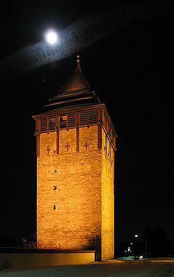 Tower in Brunflo