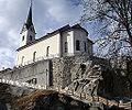 Kath. Pfarrkirche Kaprun 01.JPG