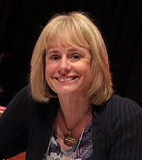 Kathy Reichs, september 2013.