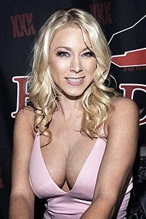 Katie Morgan American pornographic actress and radio talk-show host
