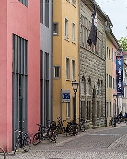 Katzgasse in Konstanz