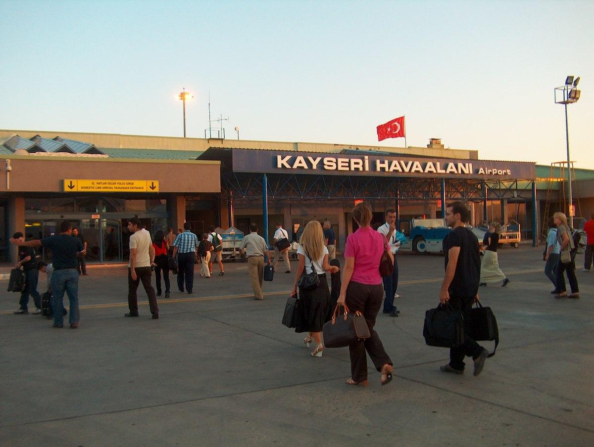Kayseri u2013 Travel guide at Wikivoyage
