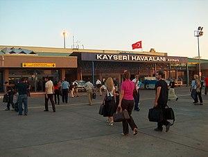 Kayseri Erkilet Airport 1