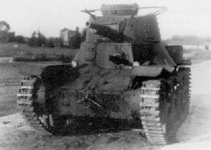 Type 4 Ke-Nu - Type 4 Ke-Nu light tank