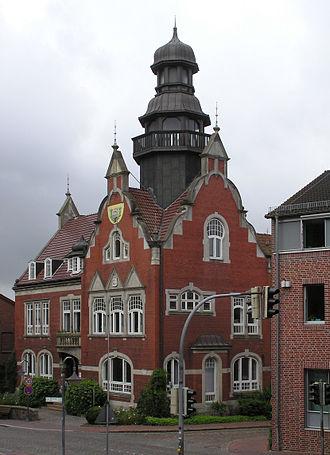 Kellinghusen - Town hall