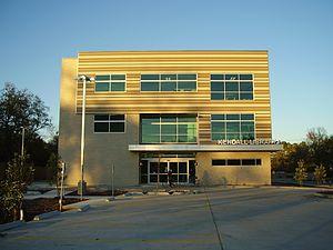 Memorial, Houston - Kendall Library