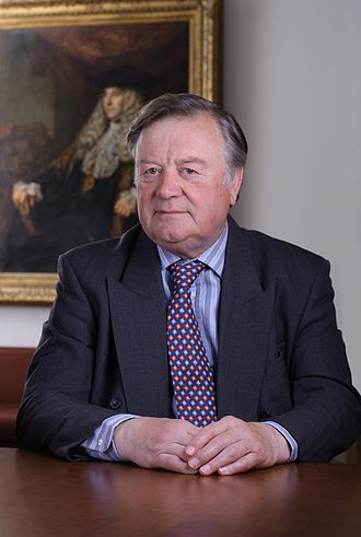 Kenneth Clarke - Clarke as Secretary of State for Justice and Lord Chancellor