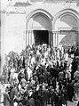 Kerken, ingangen, heilige grafkerk, Jordanië, Bestanddeelnr 254-6120.jpg