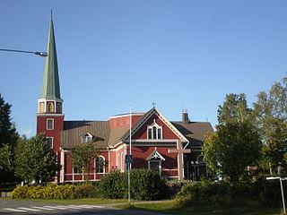 Kiikka Former municipality in Satakunta, Finland