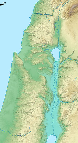 Kingdom of Israel - relief map.jpg