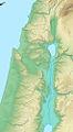 Kingdom of Israel - relief map.jpg