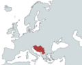 Kingdom of Slovenes, Croats and Serbs. Kingdom of Yugoslavia..png
