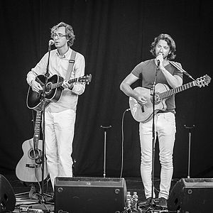 Kings of Convenience - Kings of Convenience, live in 2005