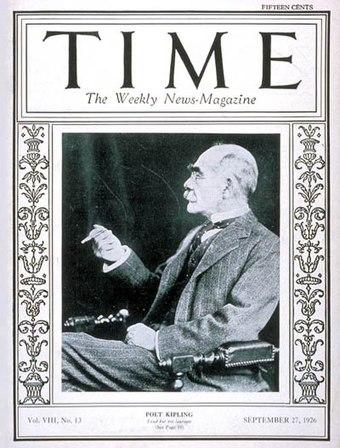 función Autocomplacencia una vez  Rudyard Kipling - Wikiwand