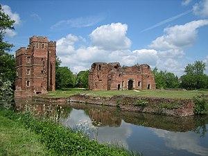 Kirby Muxloe - Kirby Muxloe Castle