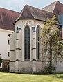 Klagenfurt Viktring Stiftskirche NO-Ansicht Apsis 02092016 4046.jpg