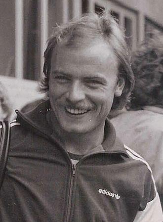 Klaus Täuber - Image: Klaus Täuber 1985