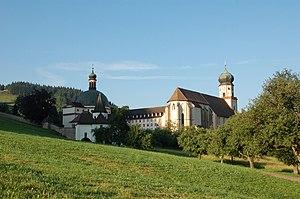 Kloster St Trudpert