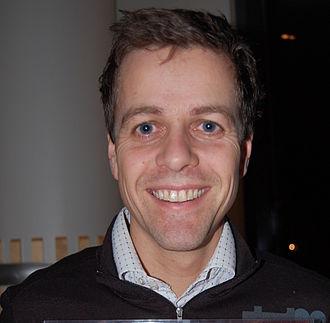 Norwegian School of Economics - Knut Arild Hareide, leader of the Norwegian Christian Democratic Party
