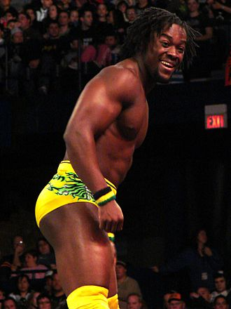 Florida Championship Wrestling - Kofi Kingston