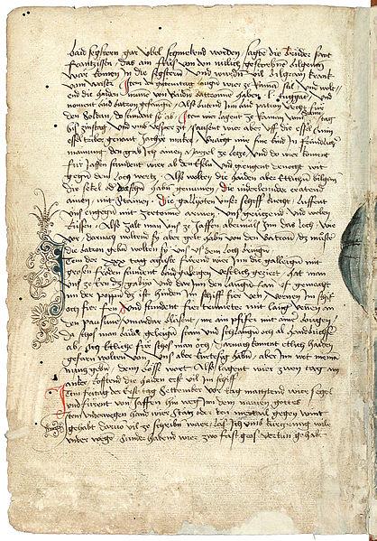 File:Konrad von Grünenberg - Beschreibung der Reise von Konstanz nach Jerusalem - Blatt 49v - 104.jpg