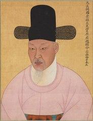 Cho Hyun-myeong from Punhyang Cho Family