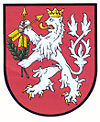 Coat of arms of Kostelec nad Orlicí