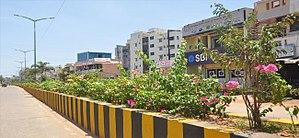 Kovur, Nellore district - Kovur Trunk Road.