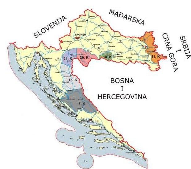 Krajina Army Territorial Division