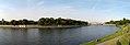 Kraków - Bulwar Inflacki i Wołyński - Wisła - panorama - DSC06360 v1.jpg
