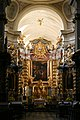 Kraków - Church of St. Bernard of Siena 01 - Altar.JPG