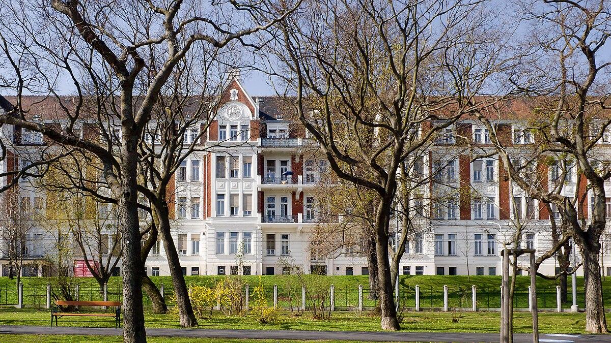 Geriatriezentrum Am Wienerwald Wikipedia